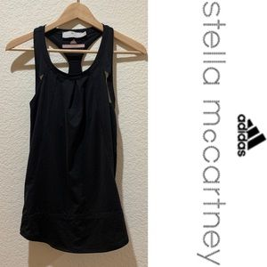 Adidas Stella McCartney Athletic Tank Top Black S